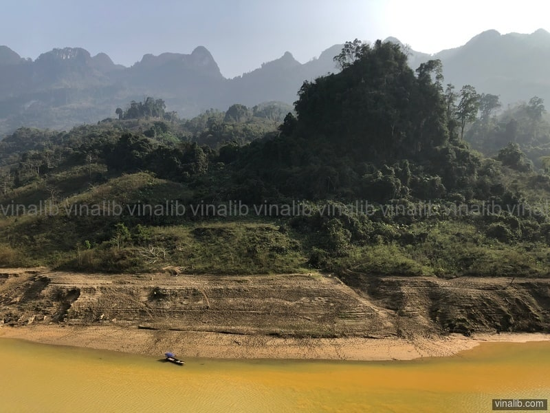 The orange river - Vinalib Stock Pictures